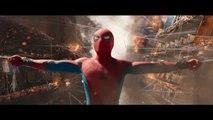 Robert Downey Jr, Chris Evans, Tom Holland In 'Spider-Man: Homecoming' New Trailer