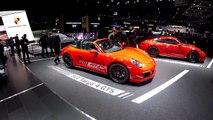 Porsche Macan Turbo Performance, Carrera GTS, 718 Boxter - Geneva