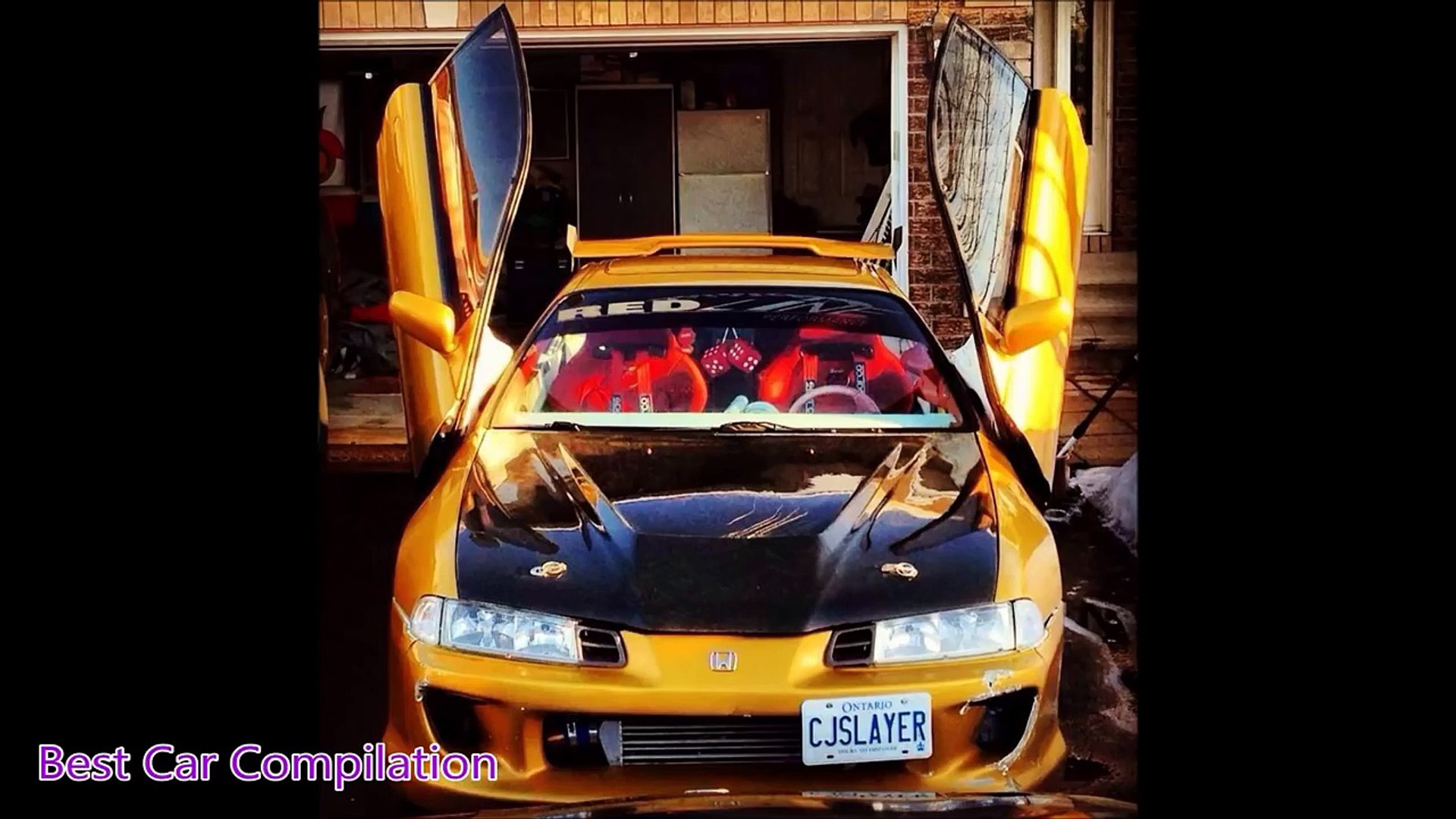 Stupid Ricers Level 1000 _ Worst Ricer Body Kit and Modification Ever #43