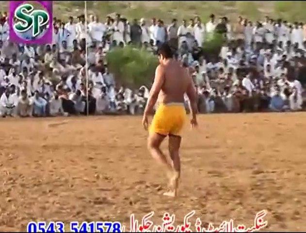 kabaddi match of super stop player sajjad gujjar in dandoot chakwal