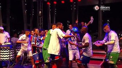 ARMERATION 2.0! Em comemoração do título da Copa do Nordeste, Armero mita em dancinha