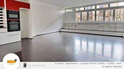 A vendre - Appartement - Le plessis robinson (92350) - 4 pièces - 90m²