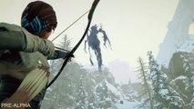 PREY FOR THE GODS Pre-Alpha Gameplay — Shadow of the Colossus' Spiritual Successor