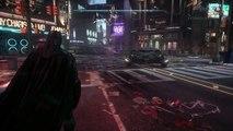 Homme chauve-souris gratuit Chevalier errer Arkham v Superman Gameplay