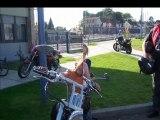 Lolita : Concentration de motos