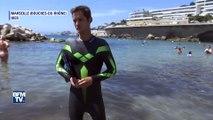 Il va nager 120 km en mer Méditerranée pour y ramasser des déchets