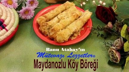 Maydanozlu Köy Böreği