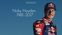 Nicky Hayden: A tribute