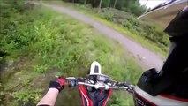 Dirt & Road Bikes Crashes  Crazy Brutal Bikers