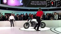 2q Assist self balancing motorcycle revealed