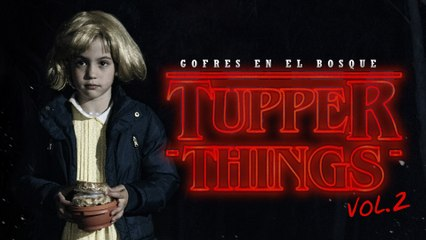 Tupper Things 1x02 Gofres en el Bosque