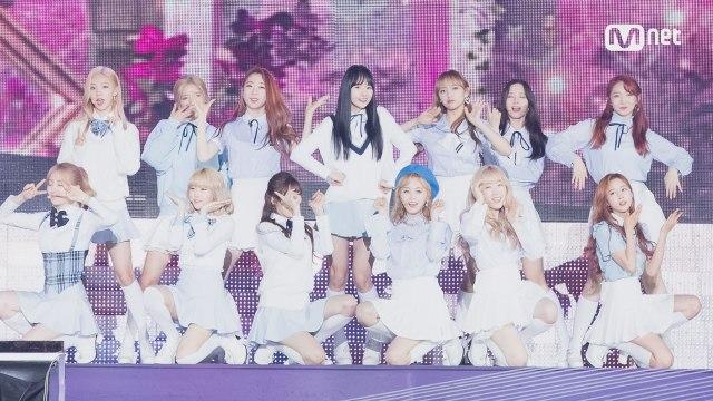KCON 2017 JAPAN×M COUNTDOWN  우주소녀 (WJSN) _ INTRO+너에게 닿기를 (I Wish)