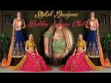 Designer Lehenga Designs: Indian Lengha Choli & Party Wear Indo Western Lehnga With Latest Patterns