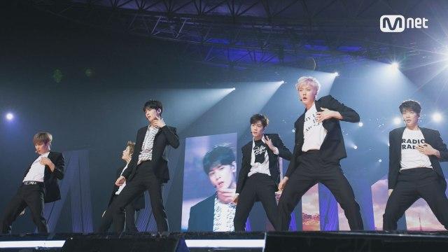 KCON 2017 JAPAN×M COUNTDOWN  아스트로 (ASTRO) _ INTRO VCR+붙잡았어야 해 (Again)