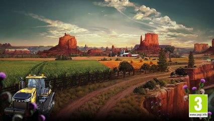 Farming Simulator 18 : Farming Simulator 18 Gameplay Trailer