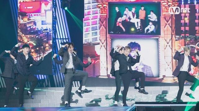 KCON 2017 JAPAN×M COUNTDOWN  비투비 (BTOB) _ INTRO+Movie