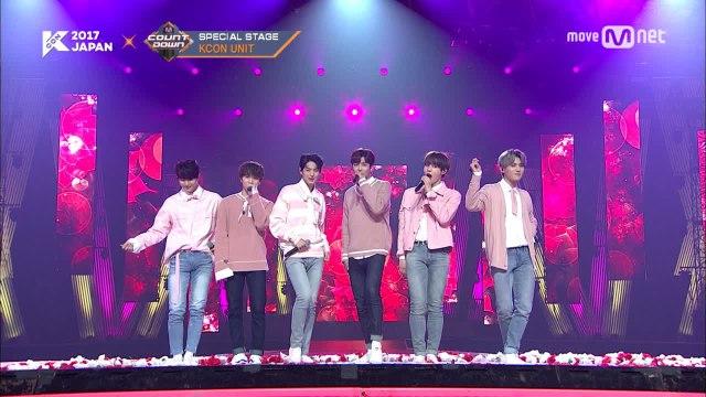 KCON 2017 JAPAN×M COUNTDOWN |KCON UNIT (VICTONxSF9)  _ 이쁘다니까 (You are so beautiful)