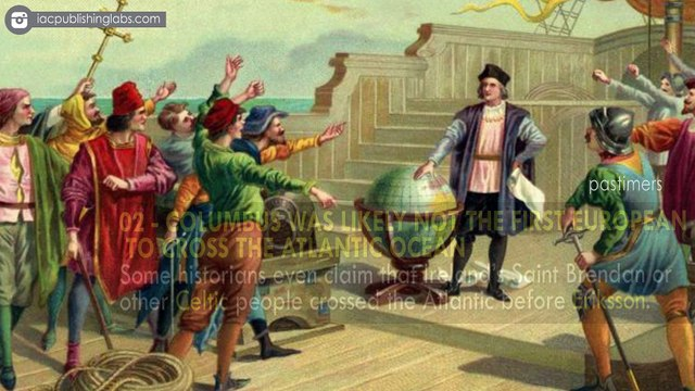 Unknown Shocking Facts About Christopher Columbus