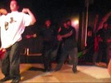 Krump dancing and hiphop in Toulouse