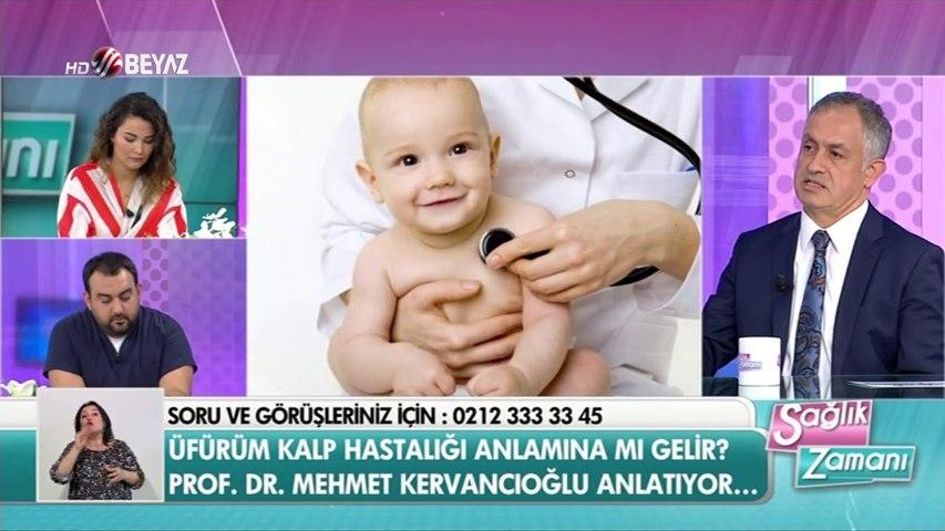 Sağlık Zamanı Programı Yayın Konuğu Prof.Dr. Mehmet Kervancıoğlu 13.05.2017