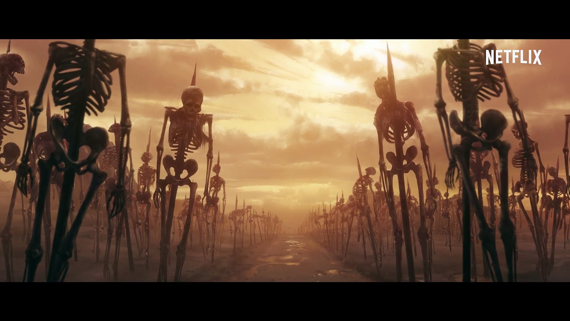 Castlevania - Teaser - Netflix [FR]