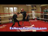 Robert Garica Breaks Down Canelo vs Amir Khan Talks AK Speed and canelo Power EsNews Boxing