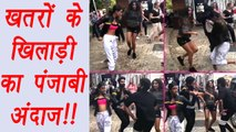 Khatron Ke Khiladi: Manveer Gurjar, Nia and others DANCE video goes viral; Watch video | FilmiBeat