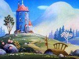 [アニメ] 楽しいムーミン一家 冒険日記 第14話「ニョロニョロがぞろぞろ」(DVD 640x480 WMV9)