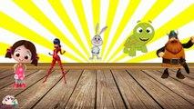 Niloya, Tospik, Momo ve Mucize Uğur Böceği Çocuklar için Parmak Ailesi -Parmak Ailesi Şarkısı,Çizgi film izle 2017