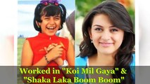 Famous Bollywood Child Actors and What They Look Like Now