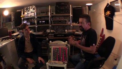 Daniele Baldelli preaching - Boiler Room Moments