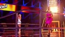 Elise Baker Vs Laura-Leigh Smith  Burn   The Voice Australia 2014