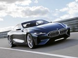 BMW Série 8 Concept (2017) : déjà sur la route !