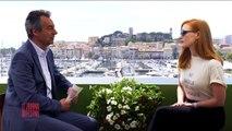 """Jessica Chastain """"J'aime jouer dans des films mais j'aime les regarder encore plus"""" - Festival de Cannes 2017"""