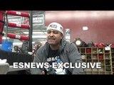 Robert Garcia Amir Khan Beats Danny Garcia & Kell Brook - EsNews Boxing