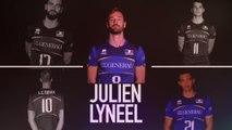 Volley - TQCM - Bleus : Lyneel vu par ses coéquipiers