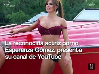 De actriz porno a youtuber de sexualidad
