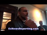 """Thurman on Team Porter CLAIMING he didn't WANT to FIGHT """"LIES ON LIES ON LIE"""""""