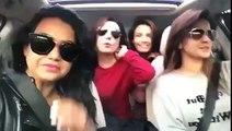 Saba Qamar & other models Dancing in the car Mere Rashke Qamar supporting Neelamfunny videos and prank calls funny clips funny cats funny moments funny fails funny pranks funny animals funny commercial funny clipimran khan media talk imran khan imran kha