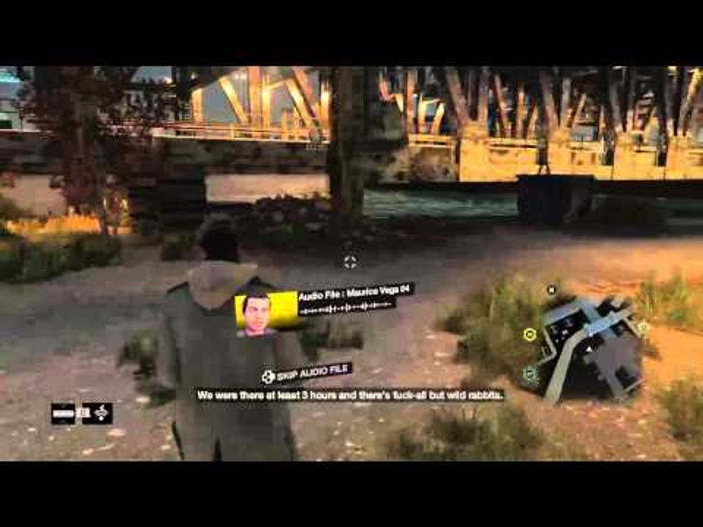 Watch Dogs   PS4   Burner Phone #4 Location  