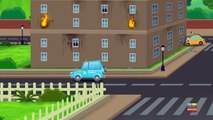 Emergency vehicles   learn vehicles   cars cartoons   video For kids