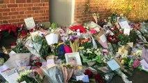 R.I.P George Michael. Flowersqe died on Christmas da