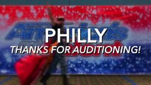 Philly Shows Off Its Talents for AGT - Am