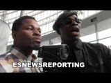 kenny porter we beat danny garcia bad and what will thurman do - EsNews Boxing