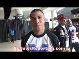 Ivan Delgado THINKS Kiko Martinez IS GATEWAY for Santa Cruz TO BIGGER FIGHTS - EsNews Boxing