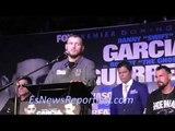 US ARMY VET & BOXING STAR SAMMY VASQUEZ vs Martinez EsNews Boxing
