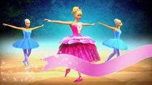 핑크 슈즈 댄스 레슨 3   Barbie