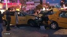 Yurt genelinde meydana gelen trafik kazaları: 7 ölü, 6'sı ağır 8 yaralı