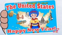Auld Lang Syne - Happy New Year from Mother Goose Club - Mother Goose Club Holiday So