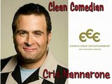 Cris Nannarone - Clean Comedian by Events Edge Entertainment and Speakers Bureau